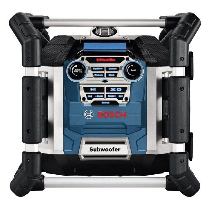 Le radio Bosch GML50
