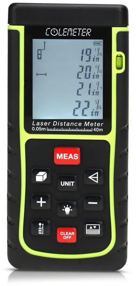 Le télémètre laser numérique COLEMETER